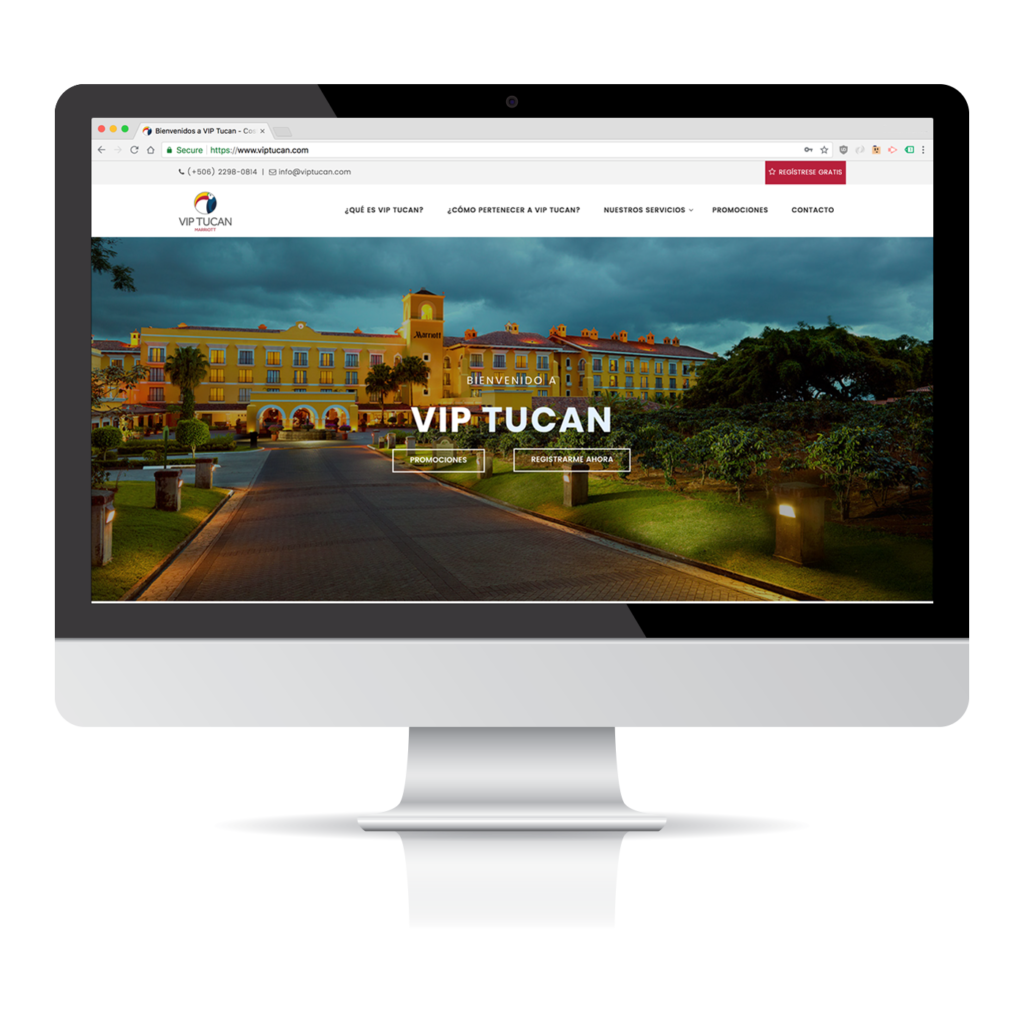 Client: Marriott Costa Rica